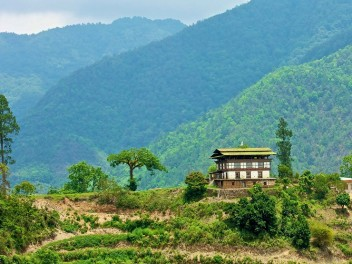 Bhutan ist anders