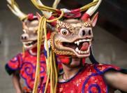 Verborgenes Königreich im Himalaya