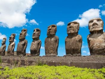 Das Geheimnis der Moai