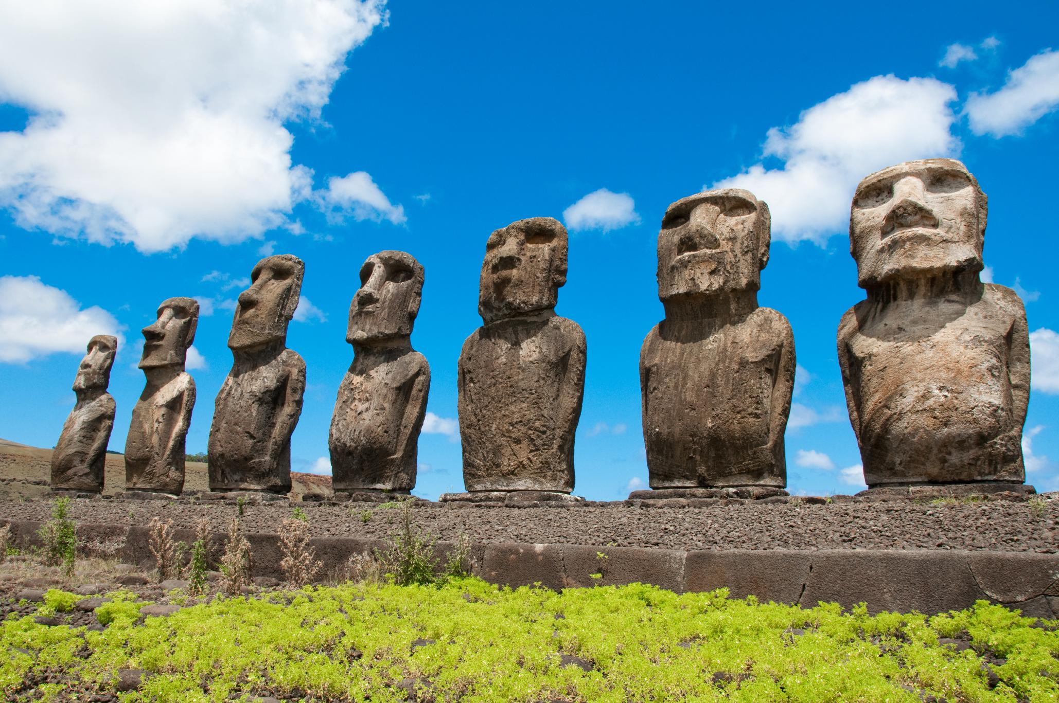 Das Geheimnis der Moai » WORLD INSIGHT