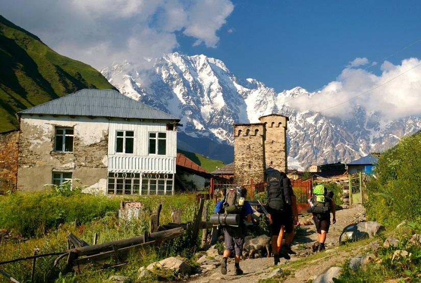 Wanderparadies im Kaukasus » WORLD INSIGHT