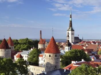 Perlen der Baltischen Staaten