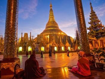 Shwedagon sei Dank!