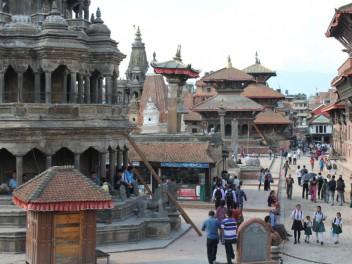 Ein Beitrag zum Wiederaufbau Nepals