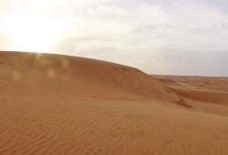 Beeindruckende Wüstenlandschaften, die Silke W. so noch nie gesehen hat.