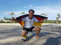 Deutsche Fußballkultur im Land der Khmer