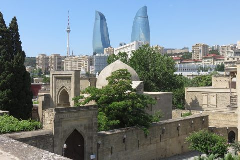 Baku (c) WORLD INSIGHT