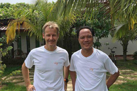 Path blickt ist unser Mann in Kambodscha - und er blickt auf ein aufregendes Leben zurück (c) WORLD INSIGHT