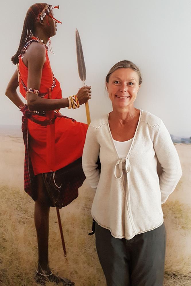 Tamara Reiseleiterin (c) WORLD INSIGHT