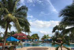 Unser ComfortPlus-Hotel - Das Sokha Beach in Sihanoukville.
