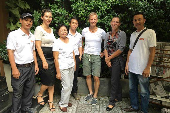 Path blickt ist unser Mann in Kambodscha – er blickt auf ein aufregendes Leben zurück.