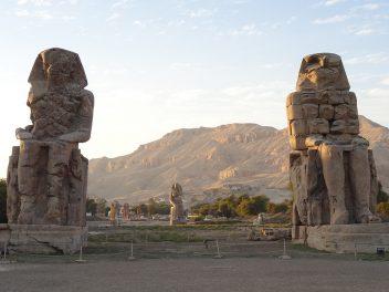 Von Pharaonengräbern und versunkenen Tempeln