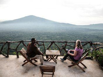 Frieden und Ruhe für aktive Touren in Äthiopien