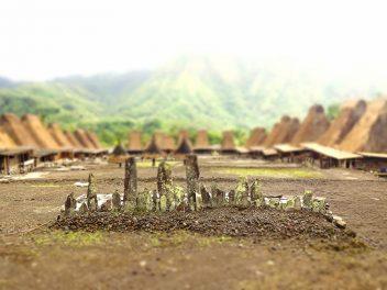 Auf Flores zu Besuch beim Volk der Ngada