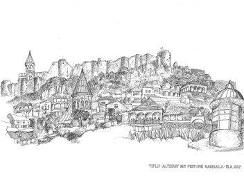 Von Klöstern und Höhlenstädten