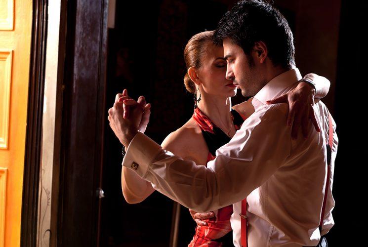 Der Tango ist einer der ausdrucksstärksten Tänze