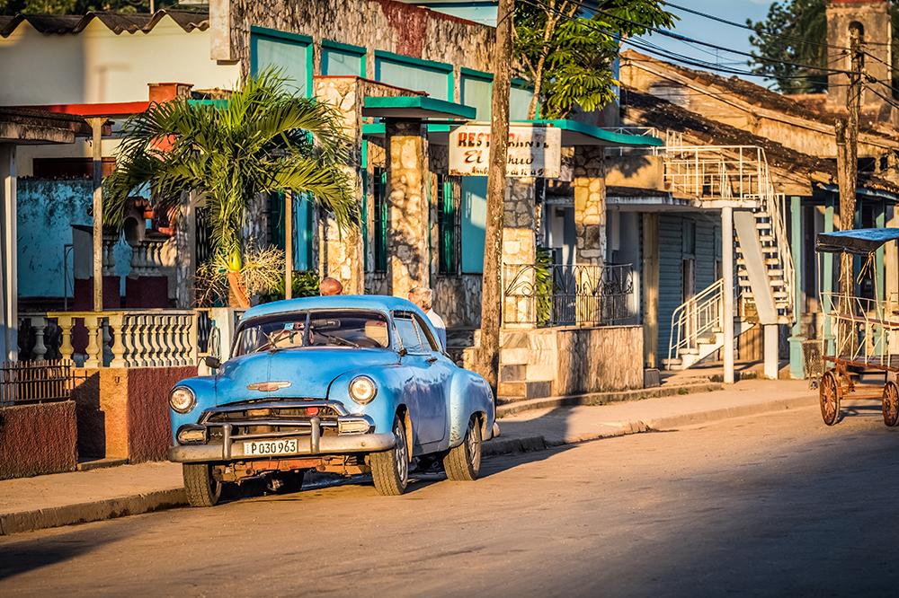 Mambos kubanische Küche