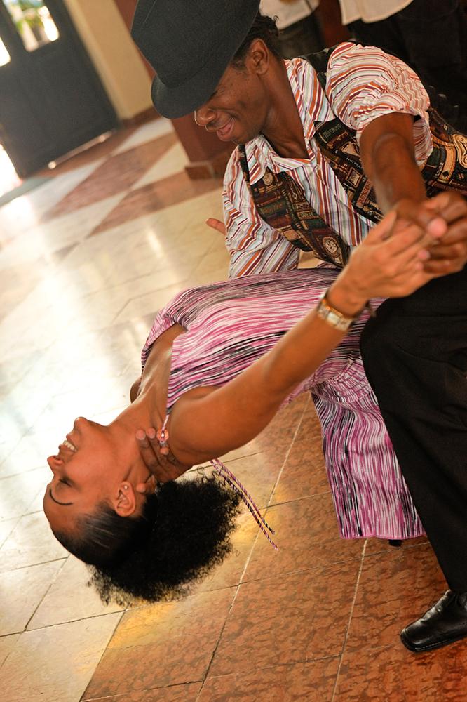 Der Tanz als zentraler Bestandteil der kubanischen Kultur