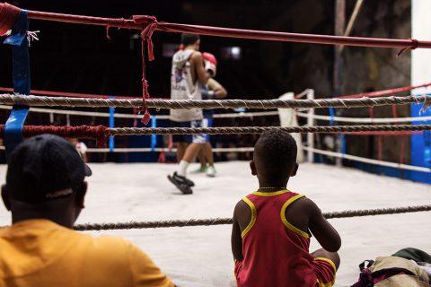 Boxen ist der beliebteste Sport auf Kuba