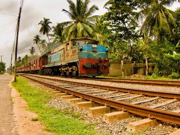 """Mit dem """"Toy Train"""" durch die Nilgiriberge"""