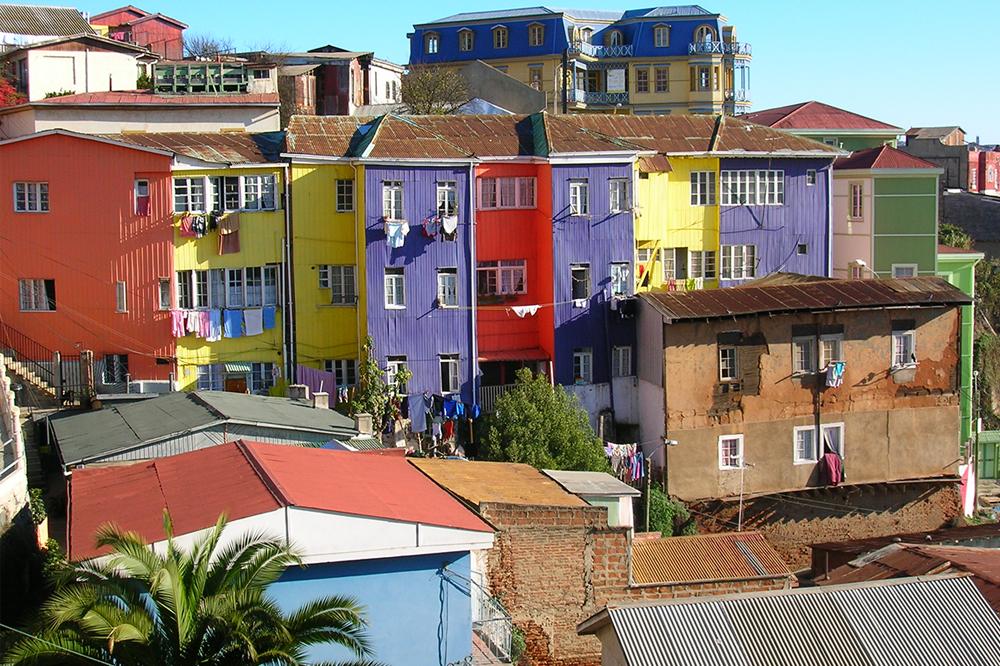 Die Stadt der 40 Hügel und bunten Graffitis » WORLD INSIGHT