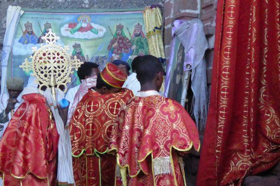Athiopisches Kloster