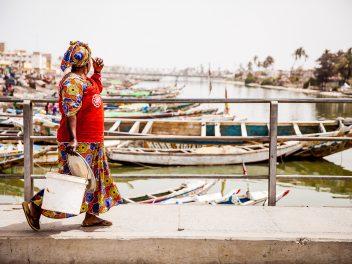 Mittendrin im Senegal und in Gambia