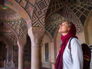 Buntes vielseitiges Persien