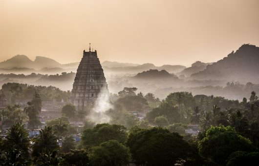 In Indien ist Kultur quicklebendig