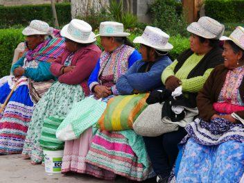 Im Land der Andenkondore