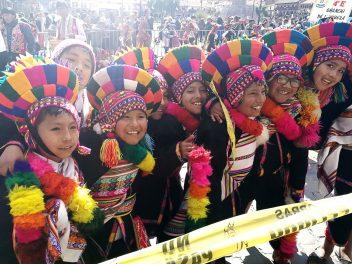 Peru – im Land der bunten Hüte