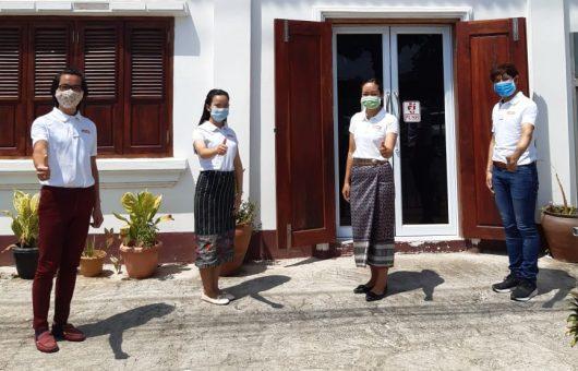In Laos hat das Virus keine Chance