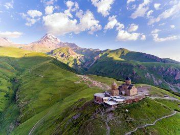 Werde zum Reisepionier im Kaukasus